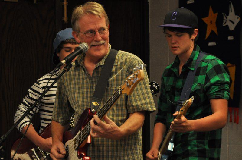 Guitar Lessons - Rock Class