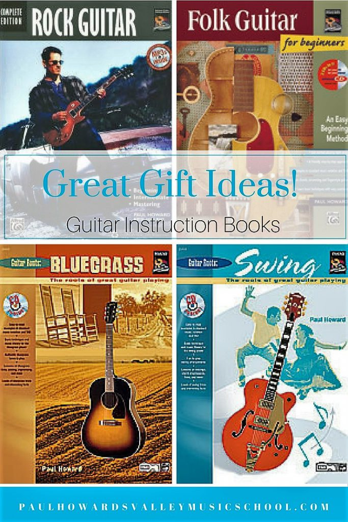 Guitar Instruction Books Paul Howard