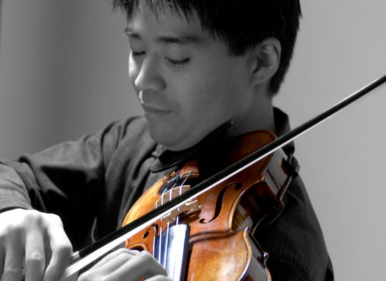 Violin Teacher sung duk paul howards valley music school