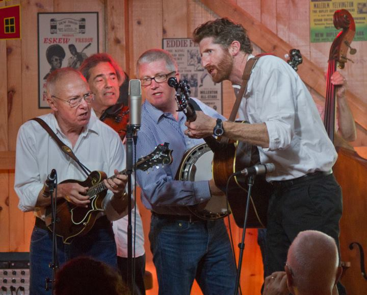Stacy Phillips and His Bluegrass Characters